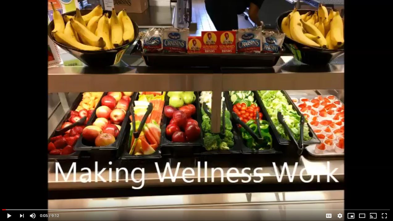 Making Wellness Work